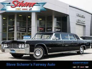 1965 Lincoln Continental LIMO 1 OF 78 BUILT