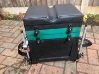 Watercraft seat box