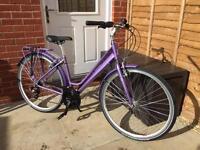 Raleigh pioneer1 ladies bike