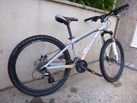 "Marin Bayview Disc 24"" kid's mountain bike"
