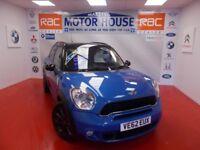 MINI Countryman COOPER SD(MASSIVE SPEC) FREE MOT'S AS LONG AS YOU OWN THE CAR!!! (blue) 2012