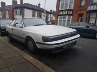 1989 TOYOTA CELICA 2.0 GTI TWIN CAM 16V..CLASSIC CAR..FREE DELIVERY ANYWHERE IN THE UK