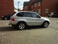 BMW X5 3.0d Sport Auto 5 dr ***Panoramic Sunroof & Twin Rear DVD Screens***Leather.Sat nav.A/C