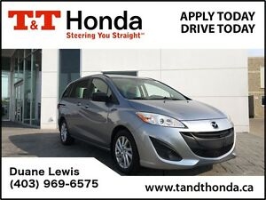 2012 Mazda MAZDA5 GS *Locally Owned, CD/MP3, Keyless Entry*