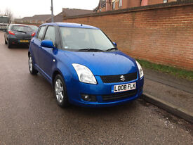 Suzuki Swift 1.5 Automatic