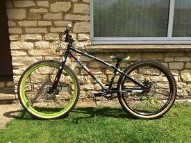 Fully Customised Voodoo Baka Jump Bike. [£295 or nearest sensible offer]