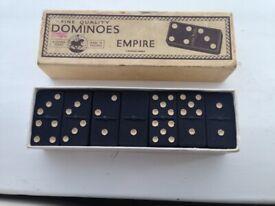 Antique Dominoes.