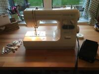 SEWING MACHINE (JANOME my style 22)