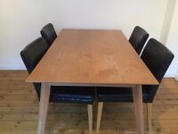 Solid, quality dining table for sale