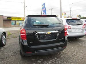 2016 Chevrolet Equinox LS | ONE OWNER | CAM | AWD London Ontario image 5