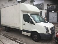 VW Crafter Luton available for sale.