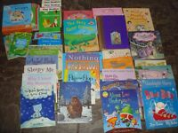 Childrens books for sale, well known authors, some box sets, excellent condition, at least 40 books