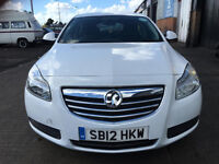 2012 VAUXHALL INSIGNIA DIESEL , LOW MILES,,,PCO LICENCE,,/toyota avensis/vw passat/ford mondeo