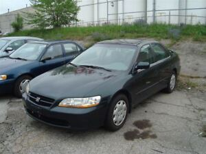 1998 Honda Accord LX ~ AS-IS ~