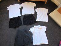 Age 5-6, 6-7 school uniform & PE bundle