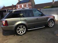 2007 Range Rover l320 3.6 tdv8 hse