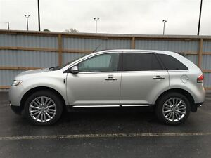 2013 Lincoln MKX AWD/NAVI/HEATED AND COOLED LEATHER/PANO ROOF