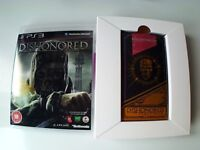Dishonored PS3 Collector's Edition