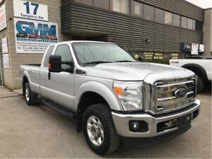 2014 Ford F-250 XLT Extended Cab Long Box 4X4 Gas