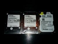 "2.5"" SATA internal hard drives"