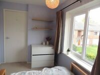 Sunny room in a 2 bed maisonette with friendly female in Cholsey village