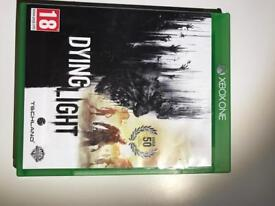 Xbox one Dying Light Game