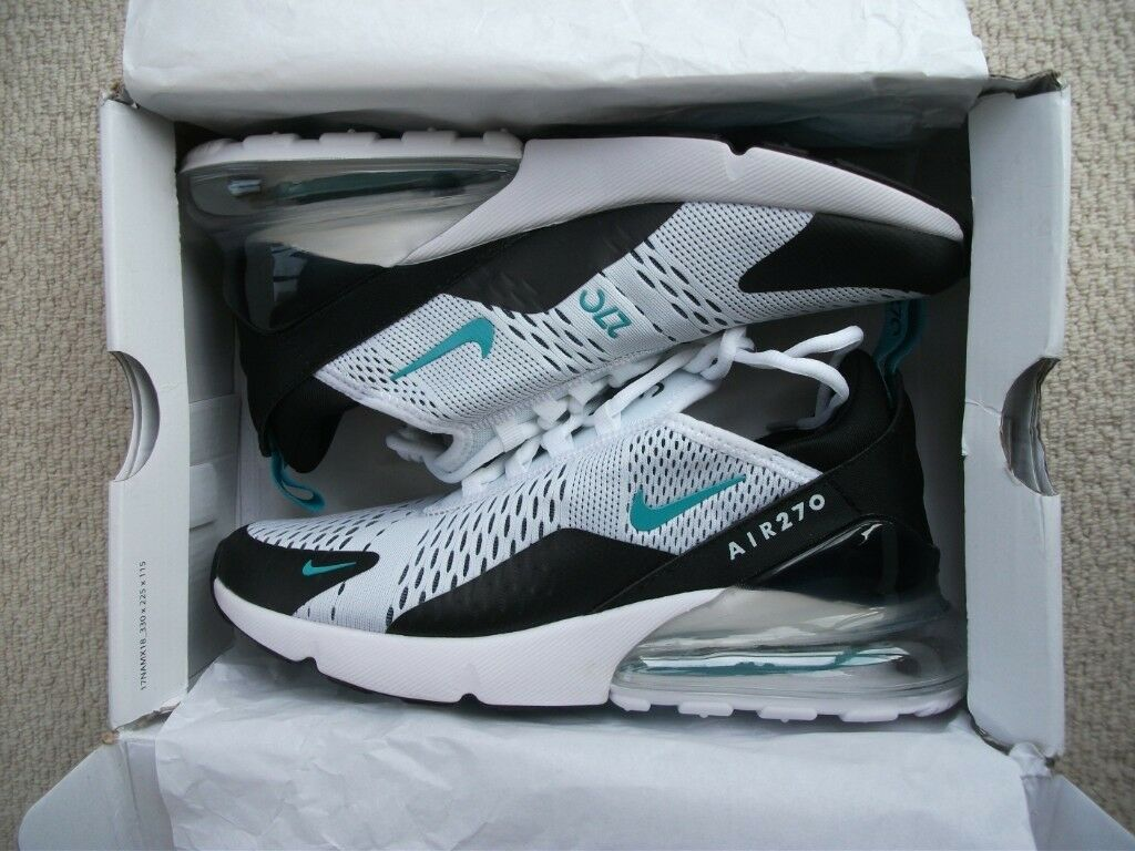 new style a1b0e a3fd3 Nike Air Max 270 - Men's Shoe - Dusty Cactus - Size 9 (UK) / 44 (EUR) -  NEW! | in Harbourside, Bristol | Gumtree