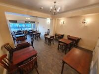 Takeaway Restaurant with 2 Bed Flat Above in Litherland Liverpool