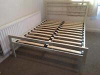 Double bed frame-£75 delivered