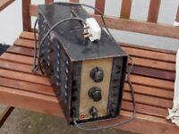 Vintage Vortexion Amplifier