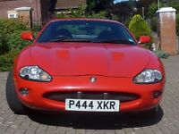 Jaguar XKR Coupe automatic