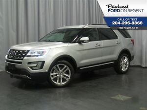 2016 Ford Explorer Limited 4WD *Htd Leather/Moonroof*