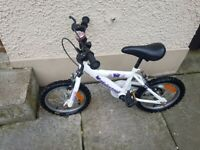 Kid bike 3to5 years old