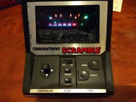 Grandstand Scramble