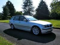 AUTOMATIC BMW 320 D M SPORT TOURING FSH MOT DEC A4 a6 passat 520 mondeo octavia astra golf accord