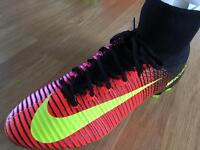Brand New Nike Mercurial Superfly football boots size 8.5