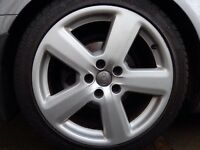 Audi S Line Alloy Wheel 5 Stud Only One Alloy
