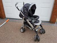 Silver Cross Pushchair and Accessories