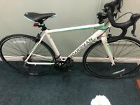 Ladies boardman bike & turbo trainer for sale