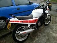 Yamaha fz750 f reg motd