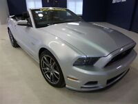 2014 Ford Mustang CONVERTIBLE GT SEULEMENT 10310 KM