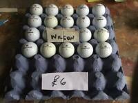 *** Wilson Golf Balls ***