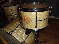 sjc custom drum kit PRICE DROP....price drop.....PRICE DROP