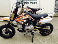NEW SLAM MXR70 - 70cc PIT BIKE (ORDER NOW FOR CHRISTMAS DELIVERY!)