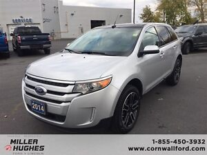 2014 Ford Edge SEL,Certified Pre-Owned Cornwall Ontario image 1