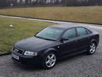 Audi A4 1.9 TDI MOT Jan 19