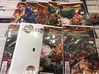Marvel Zombies / Fantasric Four / Silver Surfer / Age of Ultron Marvel Comics books graphic novels