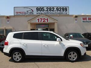 2013 Chevrolet Orlando 7 Passenger, Alloys, WE APPROVE ALL CREDI