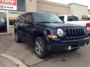 2017 Jeep Patriot HIGH ALTITUDE SPORT 4X4