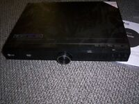 LG DVD HOME CINEMA SYSTEM AS NEW